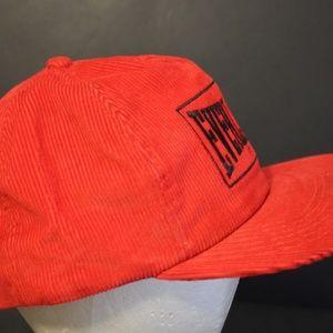 acb207738e2 Everlast Accessories - Everlast Corduroy Trucker Hat Cap Snapback Retro